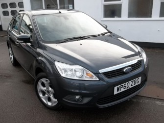 Ford, Focus, Sport 1.6 5 Door