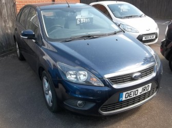 Ford , Focus, Zetec 1.6 Tdci 5 Door