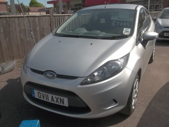 Ford Fiesta 1.25 Edge 3 Door