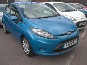 Ford, Fiesta, Edge 1.4 Tdci