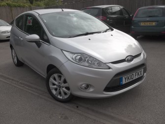 Ford, Fiesta, Zetec 1.43 Door