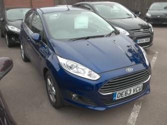 Ford, Fiesta , Zetec 1.0 Ecoboost Automatic