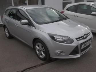 Ford, Focus, Zetec 1.6 Tdci Estate
