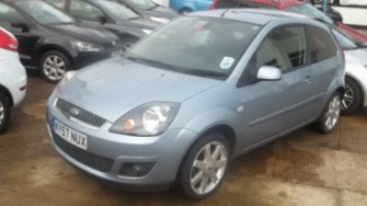 Ford, Fiesta, Zetec Climate 1.25
