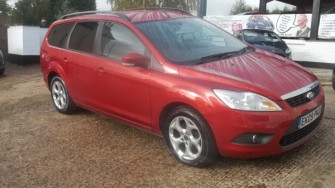 Ford, Focus, 1.6 Style Estate