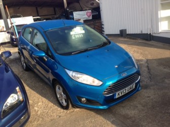 Ford, Fiesta, 1.0 80ps Zetec