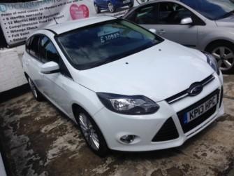 Ford, Focus, 1.0 125ps Zetec