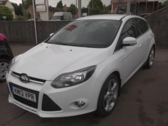 Ford, Focus, Titanum 1.0 Ecoboost 125 Ps