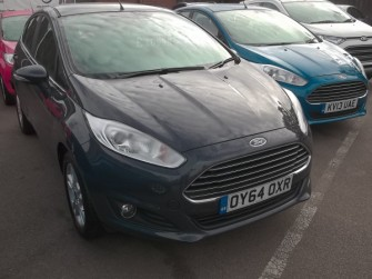 Ford, Fiesta, Zetec 1.0 Ecoboost