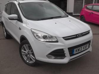 Ford, Kuga, Titanium X 2.0 Tdci 163 Ps Awd