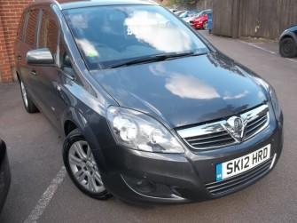 Vauxhall Zafira Design 1.8