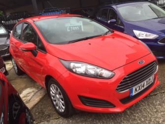 Ford Fiesta Zetec 1.25 3 Door