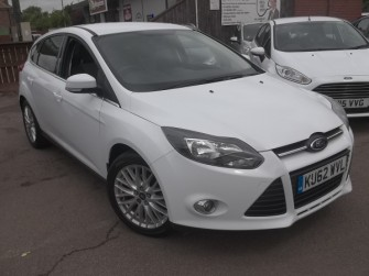 Ford Focus 1.0 125ps Zetec 5 Door