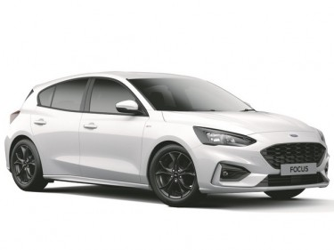 , All-New Focus, ST-Line