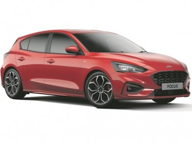 , All-New Focus, ST-Line X