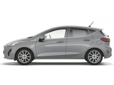 All-New Fiesta Titanium