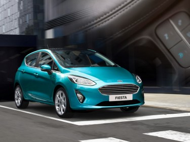 All-New Fiesta Zetec