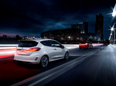 , All-New Fiesta, ST Line