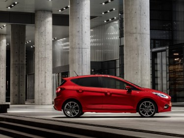 , All-New Fiesta, ST Line X