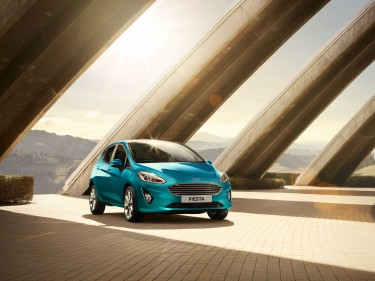 , All-New Fiesta, Titanium X