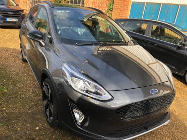 , Special Offers, Fiesta Active