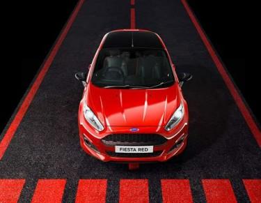 Fiesta Zetec S Red Edition