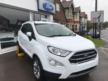 , Managers Specials, EcoSport ST-Line