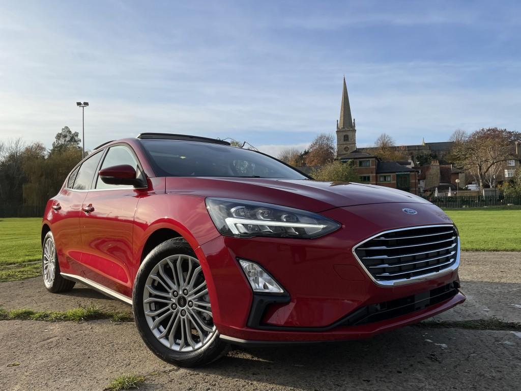 , Managers Specials, Ford Focus Titanium X Edition