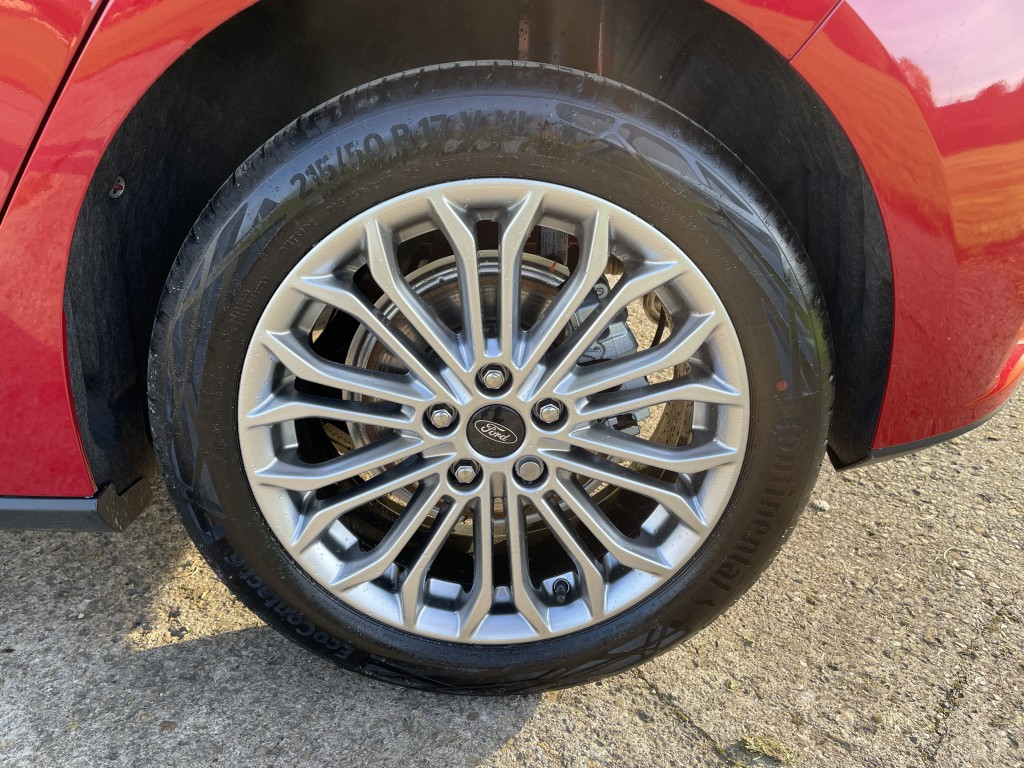 Ford Managers Specials Ford Focus Titanium X Edition