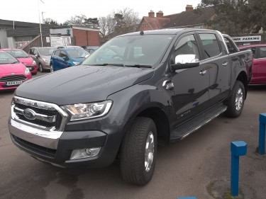 Ford  Ranger Limited 3.2 TDCi Double Cab