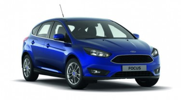 Ford Military Sales Focus Zetec 1.0 125ps