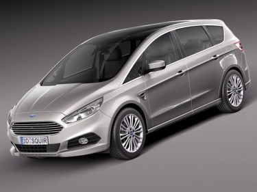 Ford Military Sales S-Max Titanium 2.0 150PS TDCI