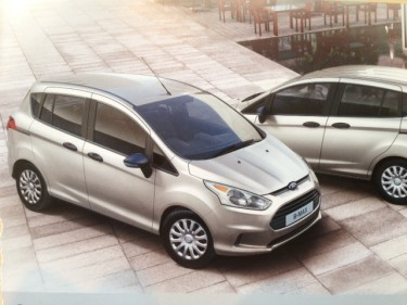 Ford Military Sales B-Max Zetec 1.0 100