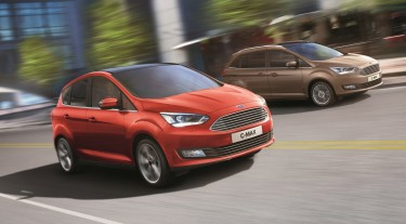 Special Offers Ford Grand C-Max Zetec 1.5D 120ps