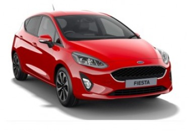 Ford, Managers Specials, Fiesta Trend