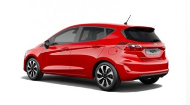 Ford Managers Specials Fiesta Trend