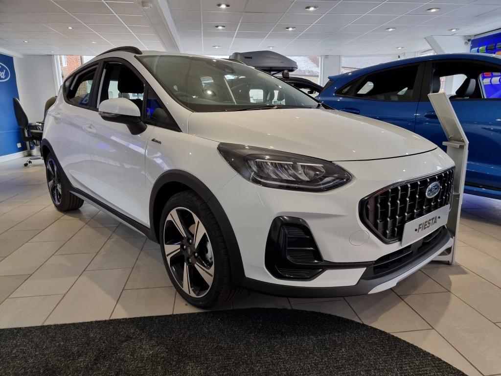 Ford, Personal Contract Hire, Fiesta Titanium
