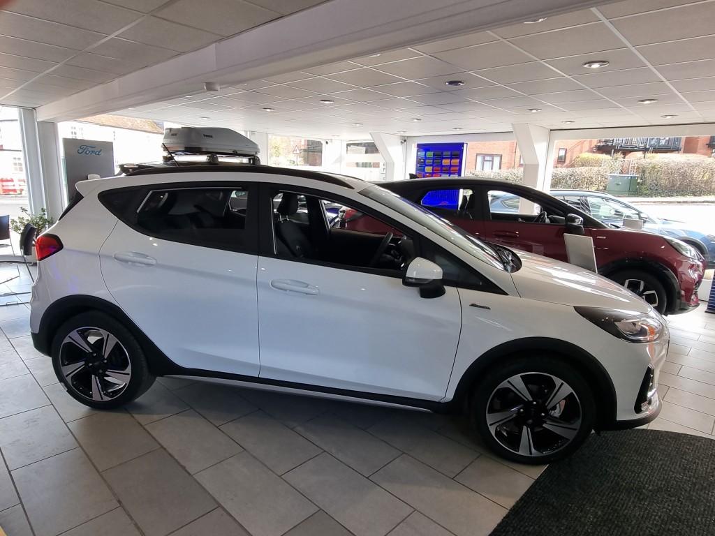Ford Personal Contract Hire Fiesta Titanium