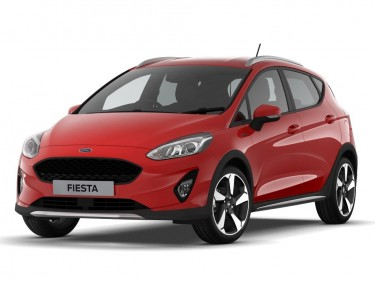 Fiesta Active X