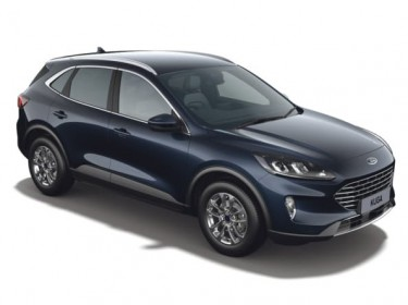, All-New Kuga, Titanium