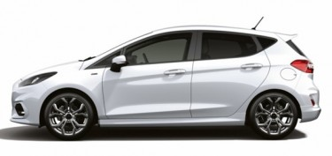 Ford Managers Specials Fiesta ST-Line X Edition