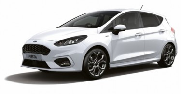 Managers Specials Fiesta ST-Line X Edition