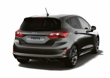 Scrappage Fiesta ST-Line