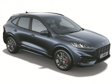 , All-New Kuga, ST-Line X
