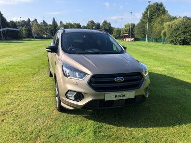 , Personal Contract Hire, Kuga ST-Line X