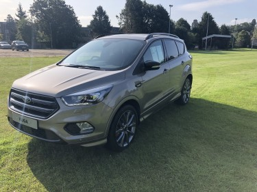 Personal Contract Hire Kuga ST-Line X