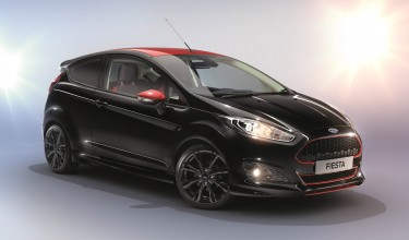 Fiesta Zetec S Red Edition
