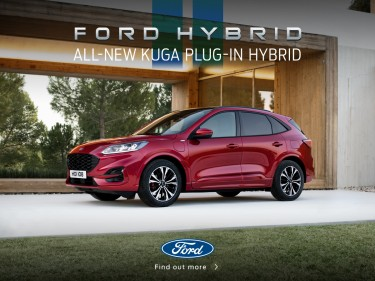 , All-New Kuga, ST-Line